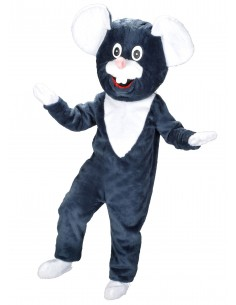 Mouse mascot costume 17 (High quality)