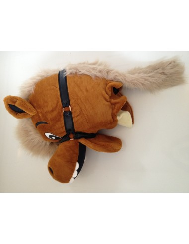 Horse Mascot Costume 6 (Plush Figure)