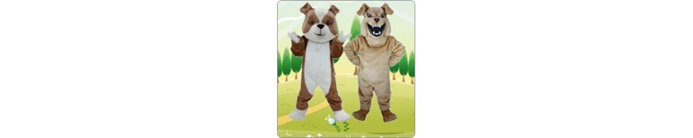 Great Dane Costumes Mascot Running Figures Promotion Event Production