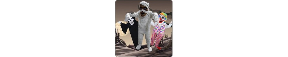 Best of Halloween Costumes Mascot Running Figures Promotion Event Prod