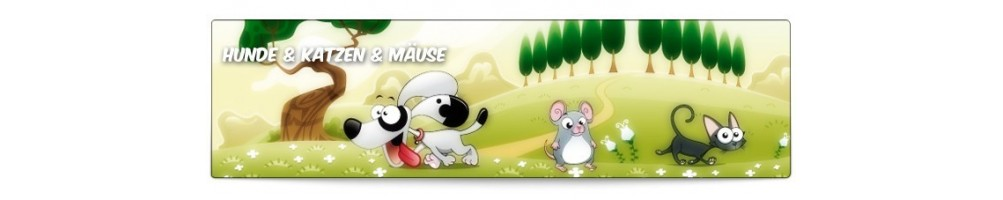 Dogs & Cats & Mice Costumes Mascot Running Figures Promotion Event
